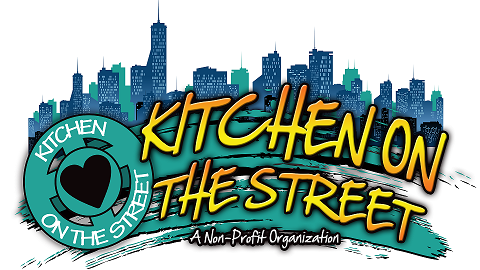 Charity - Kitchen on the Street logo